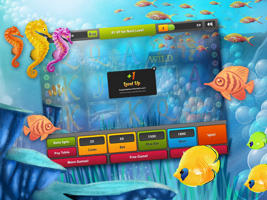 multi line slot games free