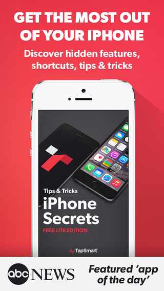 Tips Tricks - iPhone Secrets Free App Edition