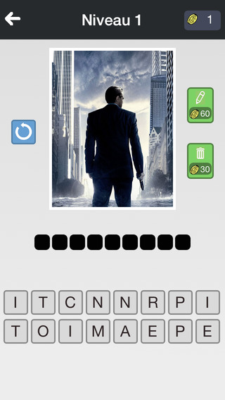 Movie Quiz - Cinema guess what is the movie