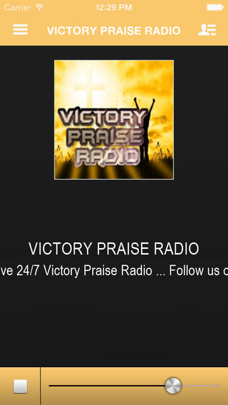 VICTORY PRAISE RADIO