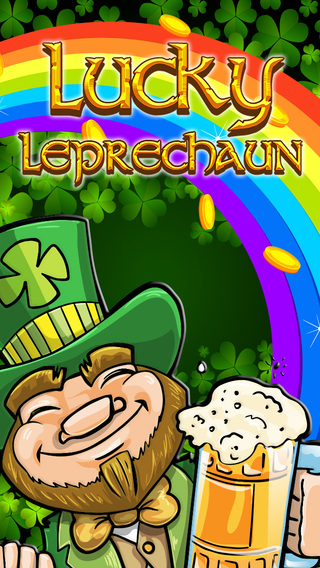 Lucky Leprechaun - Top of the treasure full of gold money tap games for free patrick edition 2