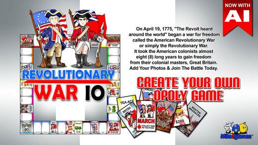Revolutionary War IO