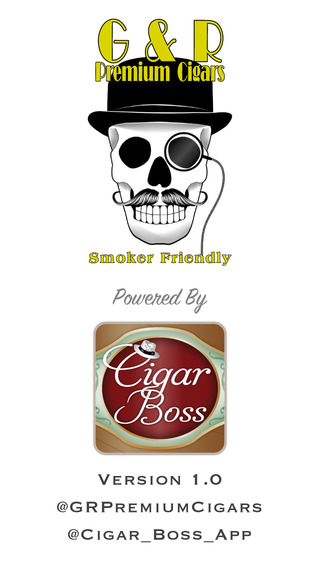 G R Premium Cigars - Powered by Cigar Boss