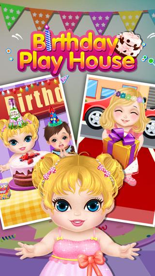 My Baby Play House - Birthday Party Mania