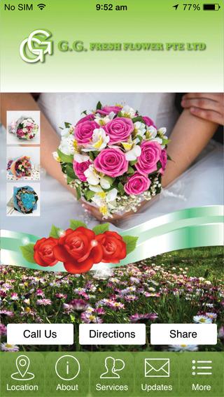 G.G Fresh Flower Pte Ltd