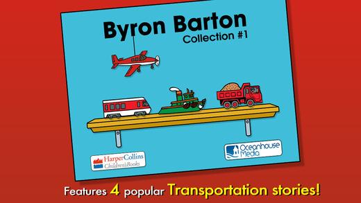 Byron Barton Collection 1
