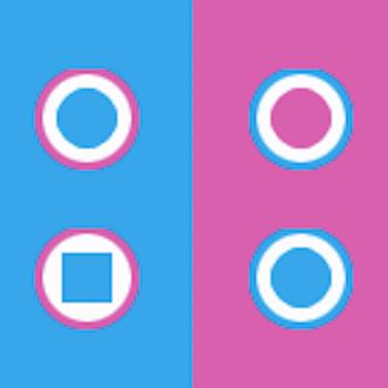 Circle Pass - The Hardest Line Split! PRO 遊戲 App LOGO-硬是要APP