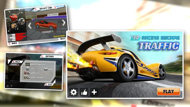 Traffic Racing Escape