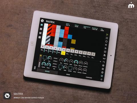 LK - Ableton Live Controller