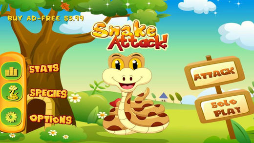 Snake Attack Free