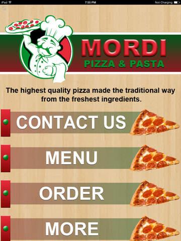 Mordi Pizza HD