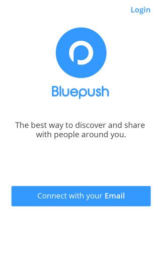 Bluepush