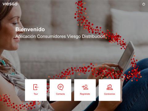 Viesgo Consumidores Distribución para iPad