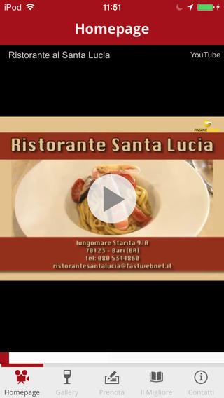 Ristorante Al Santa Lucia