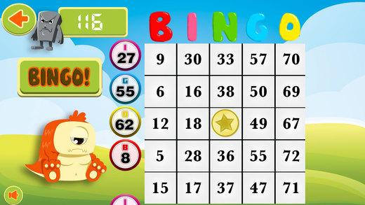 Monster Bingo Pro