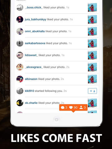 how to get more likes on musically on ipad