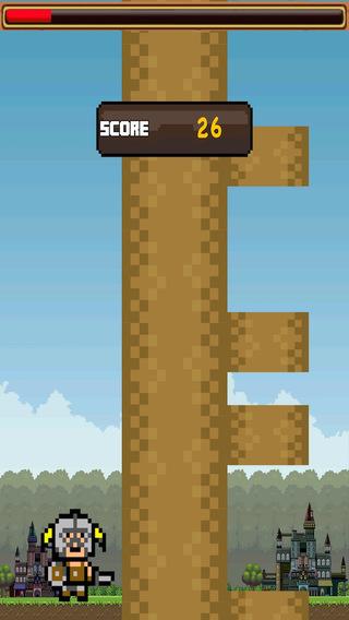 Goblin Sword Tree Smasher - Troll Lumberjack Saga