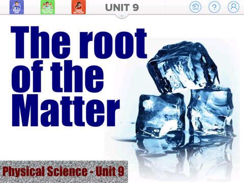 KLU Science 9: Matter