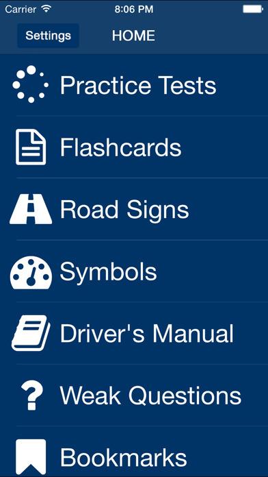 dmv drivers permit test oregon