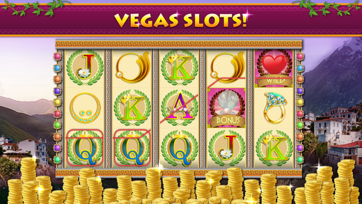 Aloha Greek Slots - Hawaii Ancient Slot Machines