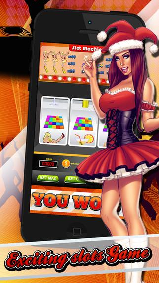 Awesome Christmas Jackpot Vegas Casino Card Game