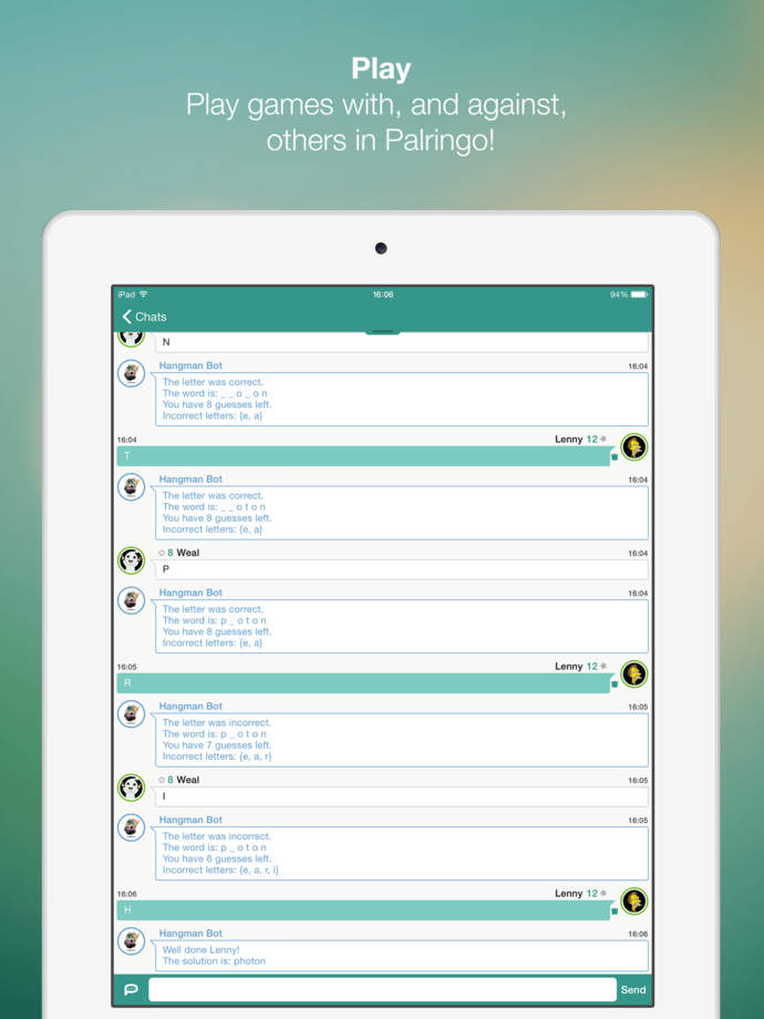 Palringo Group Messenger - iPhone Mobile Analytics and App Store Data
