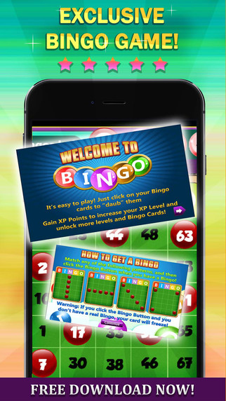 Bingo Arcade Pro - Play the Simple and Easy to Win Casino Card Game for FREE