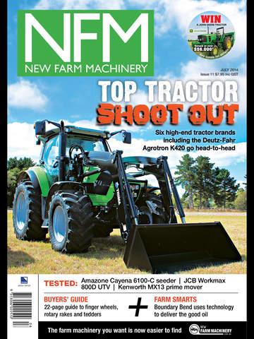 New Farm Machinery