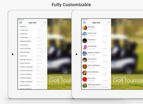 Days Until iPad Screenshot 1