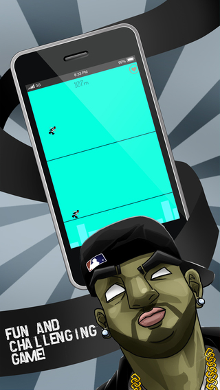 Jump and Don't Die: Rapper Version Pro