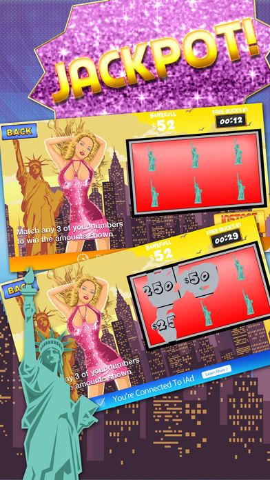Screenshot 4 «Ace Лото Scratchers — World Tour Лотерея скретч-