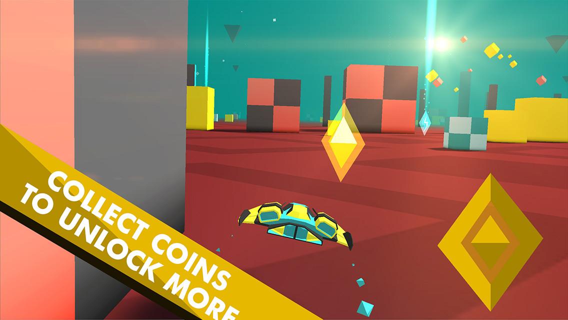 Geometry Race (by Crimson Pine Games)
