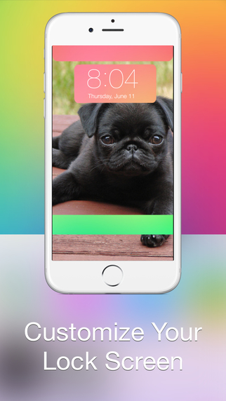 Lock Screen Hd - Customize Your Lockscreen With A