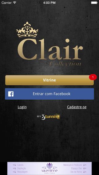 Clair Collection