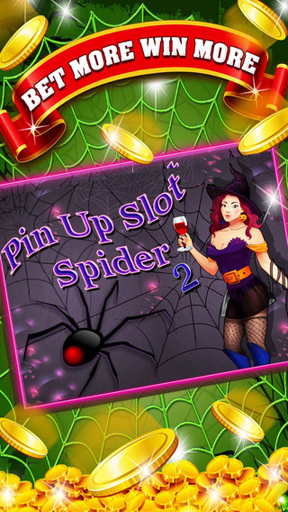 Pin Up Slot Spider 2