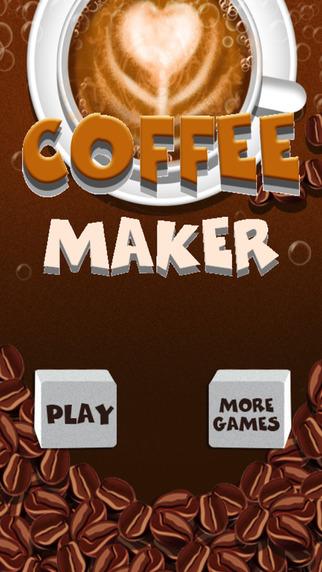 Coffee Maker - Cooking fun game