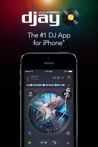 iphone djay 2 für iPhone Screenshot 0
