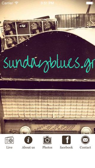 Sunday Blues Radio