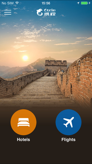 Book Hotels and Flights – Ctrip