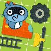 Education – Pango Imaginary Car [iOS]