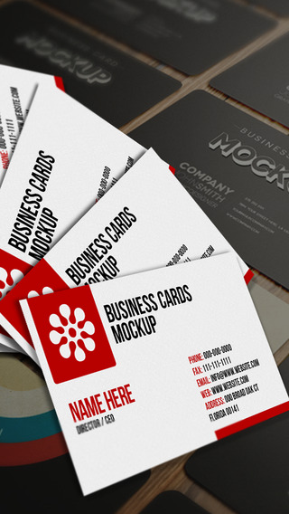 Business Card Designs PRO - Designer Invitation and Corporates Visiting Card Design Templates