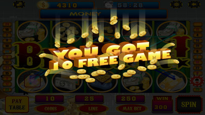Screenshot 3 $$$ ДеньгиКазиноНаличные Jackpot Party — платитьправильнуюцену и Win Big Pro