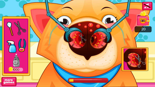 Pet Nose Surgery