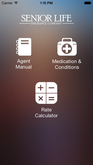 Senior Life Rate Calculator
