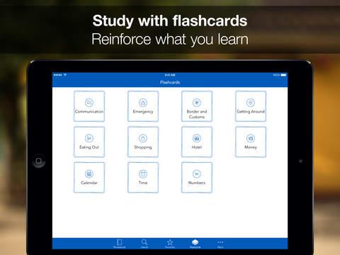 SpeakEasy Ukrainian iPad Screenshot 5