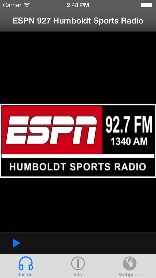 ESPN 927 Humboldt Sports Radio-0
