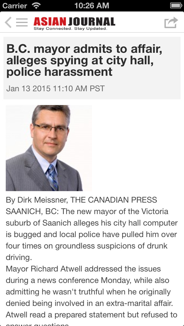 Asian Journal Canada