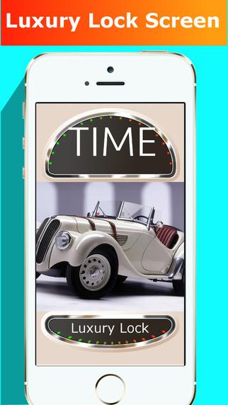 Luxury Lock HD Free - Exclusive Lock Screen Wallpapers