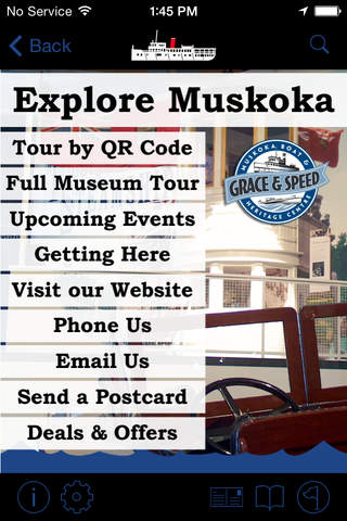 Explore Muskoka screenshot 3