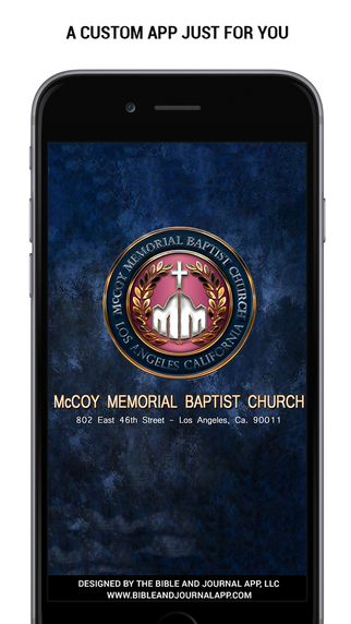 McCoy Memorial Baptist Church
